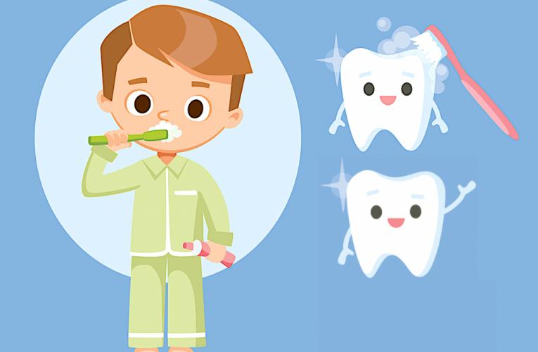 兒童牙膏如何選擇?